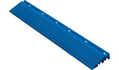 FLORCO Kantenleisten Seitenteil blau, 40 cm, 4 Stück kaufen