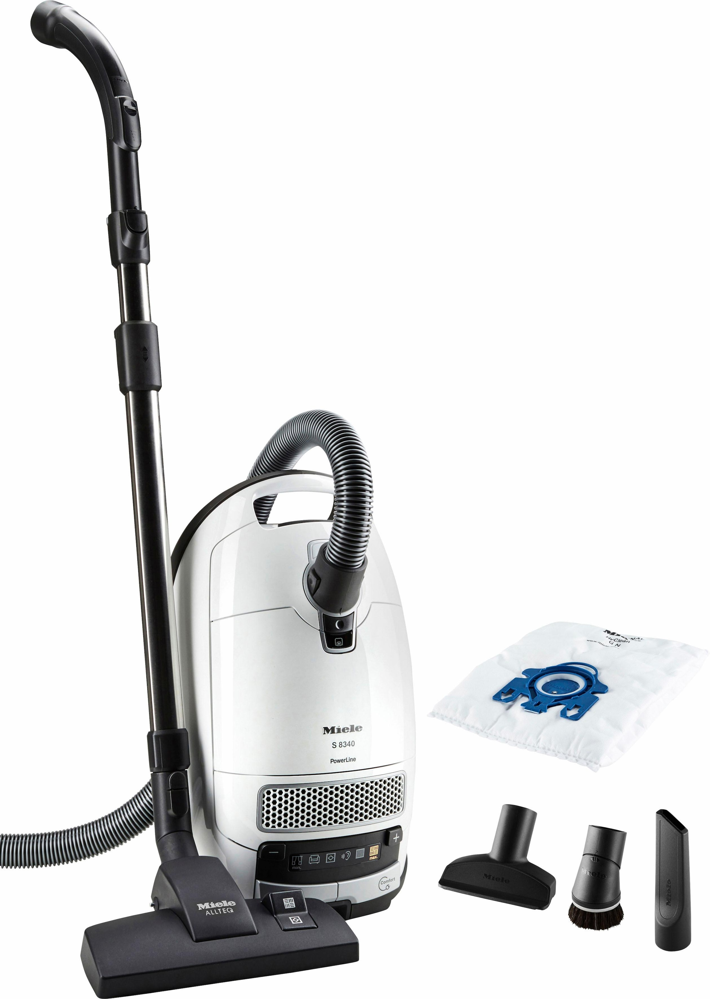 Bodenstaubsauger Miele Complete C2 Tango EcoLine 550W Saugkraftregulierung NEU