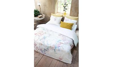 Walra Original Wendebettwäsche »Morning Sun«, mit pastelligen Blumenmotiven kaufen