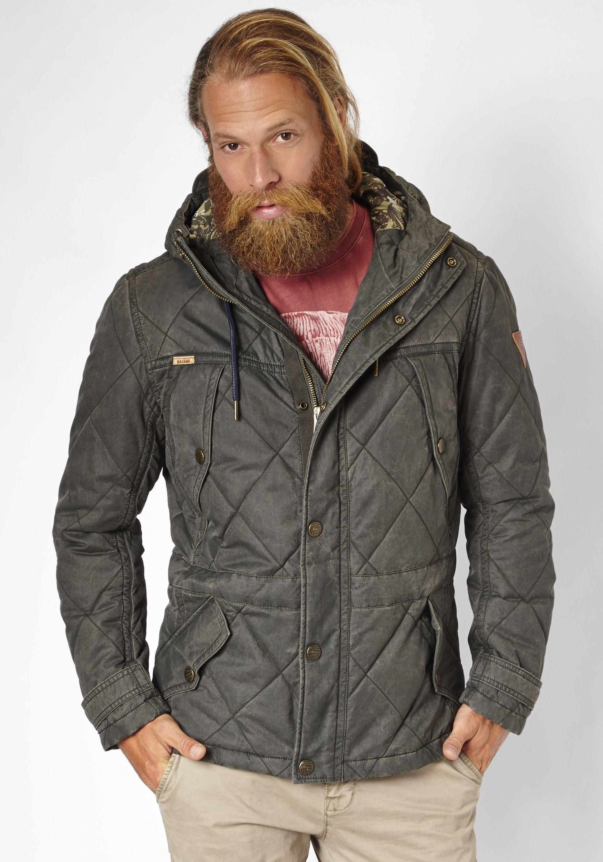 6c6eb0c8875b gruen-metall Sonstige Jacken für Herren online kaufen   Herrenmode ...