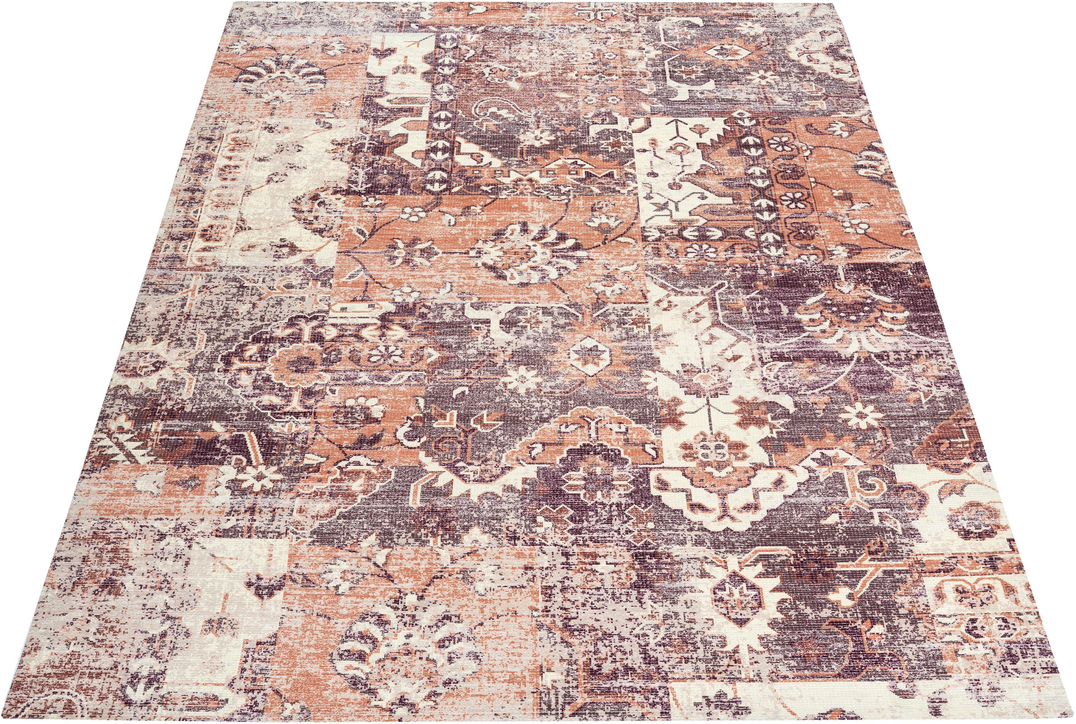 Teppich Arnau Leonique rechteckig Höhe 10 mm gedruckt