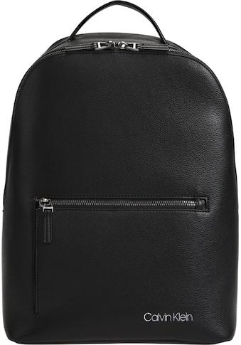 Calvin Klein Cityrucksack »CK QT POCKET BACKPACK« kaufen