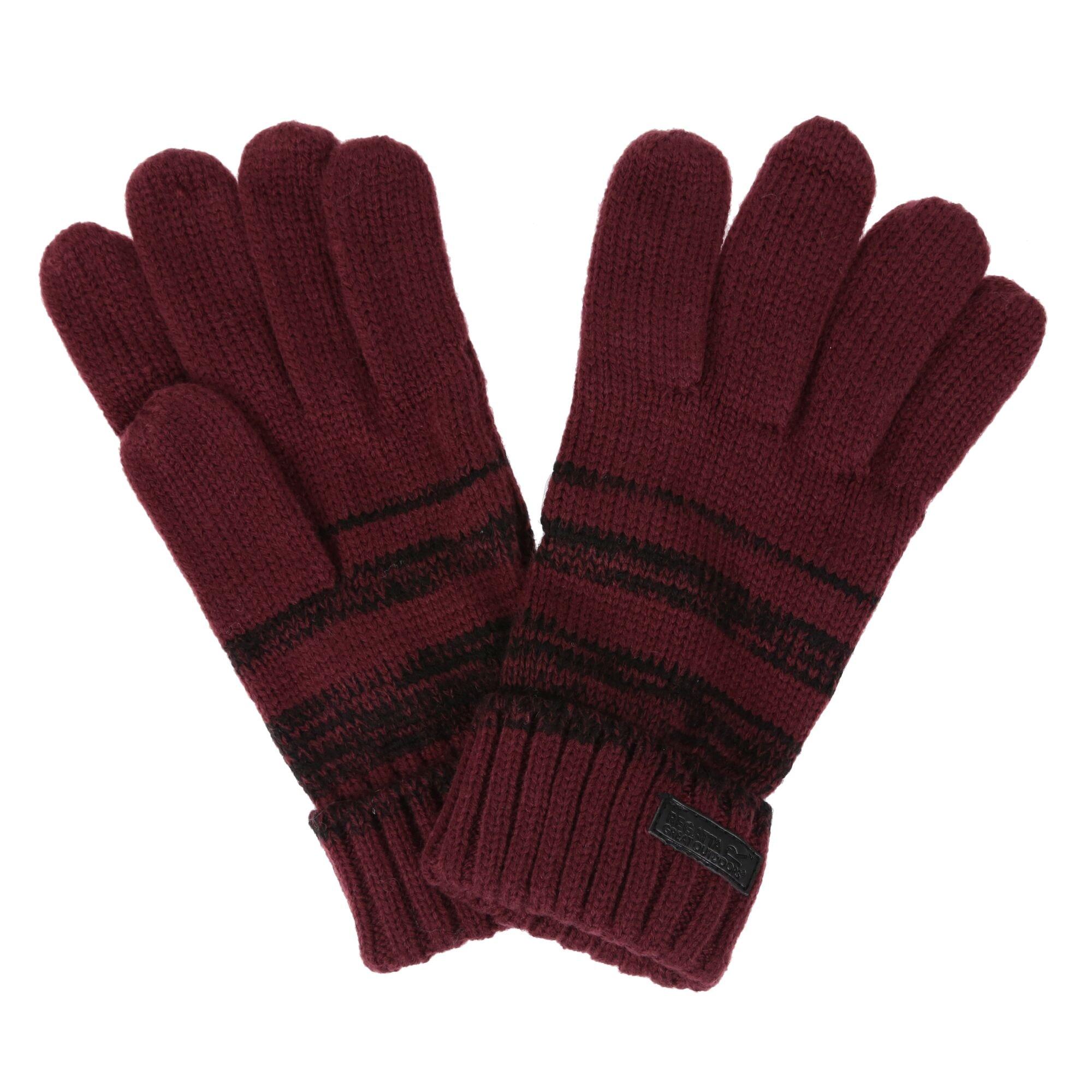 Regatta Strickhandschuhe Great Outdoors Herren Davion | Accessoires > Handschuhe > Strickhandschuhe | Regatta
