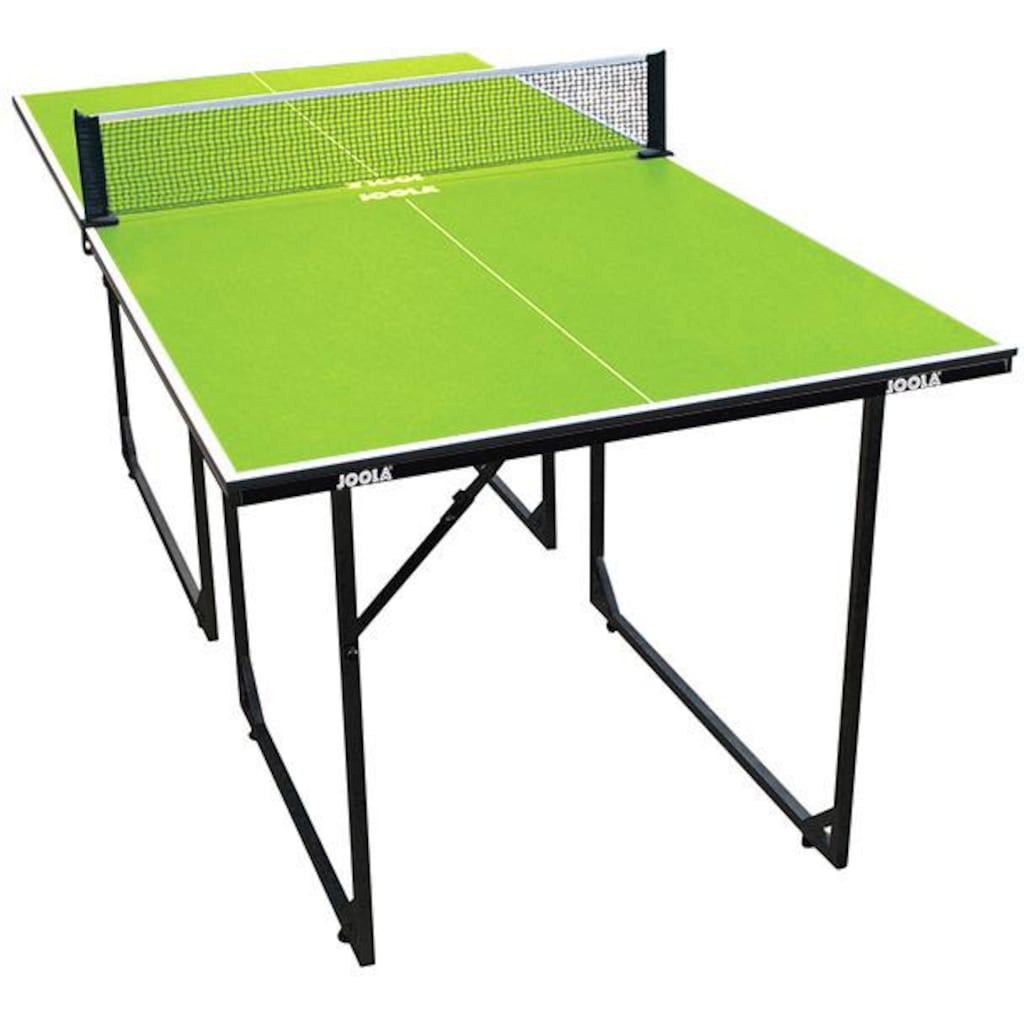 Joola Mini-Tischtennisplatte »Midsize«, (2 tlg.), Das Netz ist im Lieferumfang enthalten