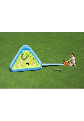 Bestway Aufblasbares Fußballtor »Spielboard«, BxTxH: 225x100x185 cm, mit Dauergebläse kaufen