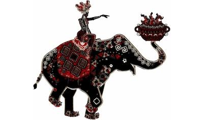 Wandtattoo »Metallic Elephant Ride« kaufen