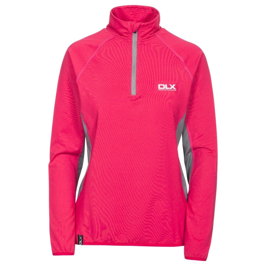 Trespass Langarmshirt »Damen Active Top Frey DLX, langärmlig«
