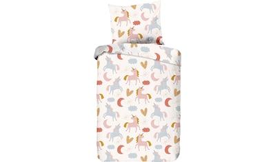 Babybettwäsche »Unilove«, good morning kaufen