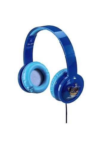 Hama Kinderkopfhörer , Over - Ear, Lautstärkebegrenzung »Blink'n Kids, Blau« kaufen