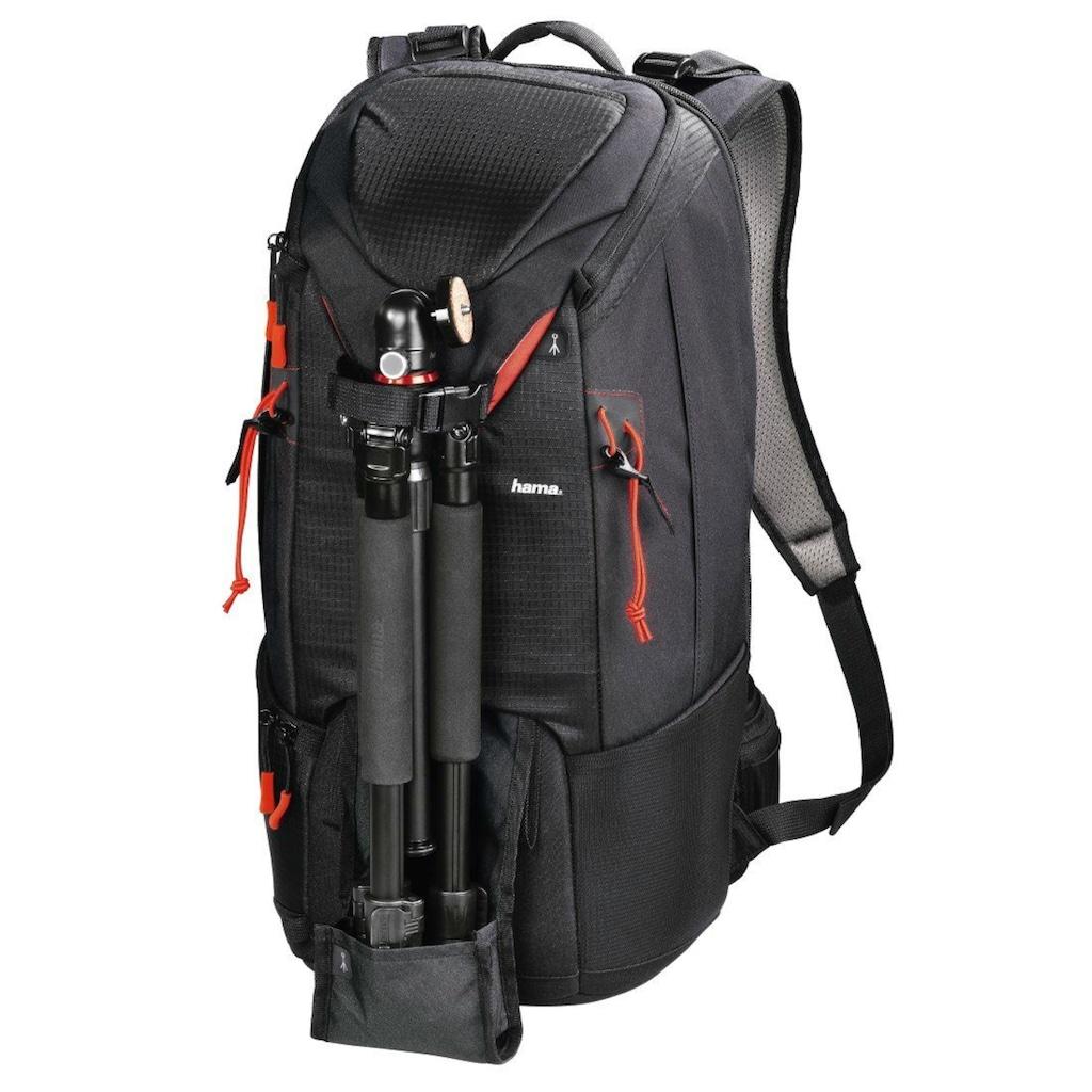 Hama Kamerarucksack f. 2 DSLR Kameras, Objektiv, Zubehör, Tablet