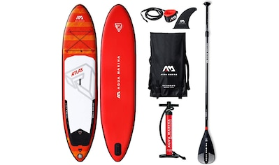 Aqua Marina Inflatable SUP - Board »Atlas«, (6 - tlg.) kaufen