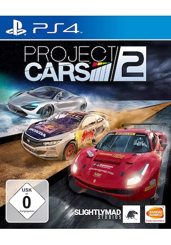 Bandai Spiel »Project Cars 2«, PlayStation 4, Software Pyramide kaufen