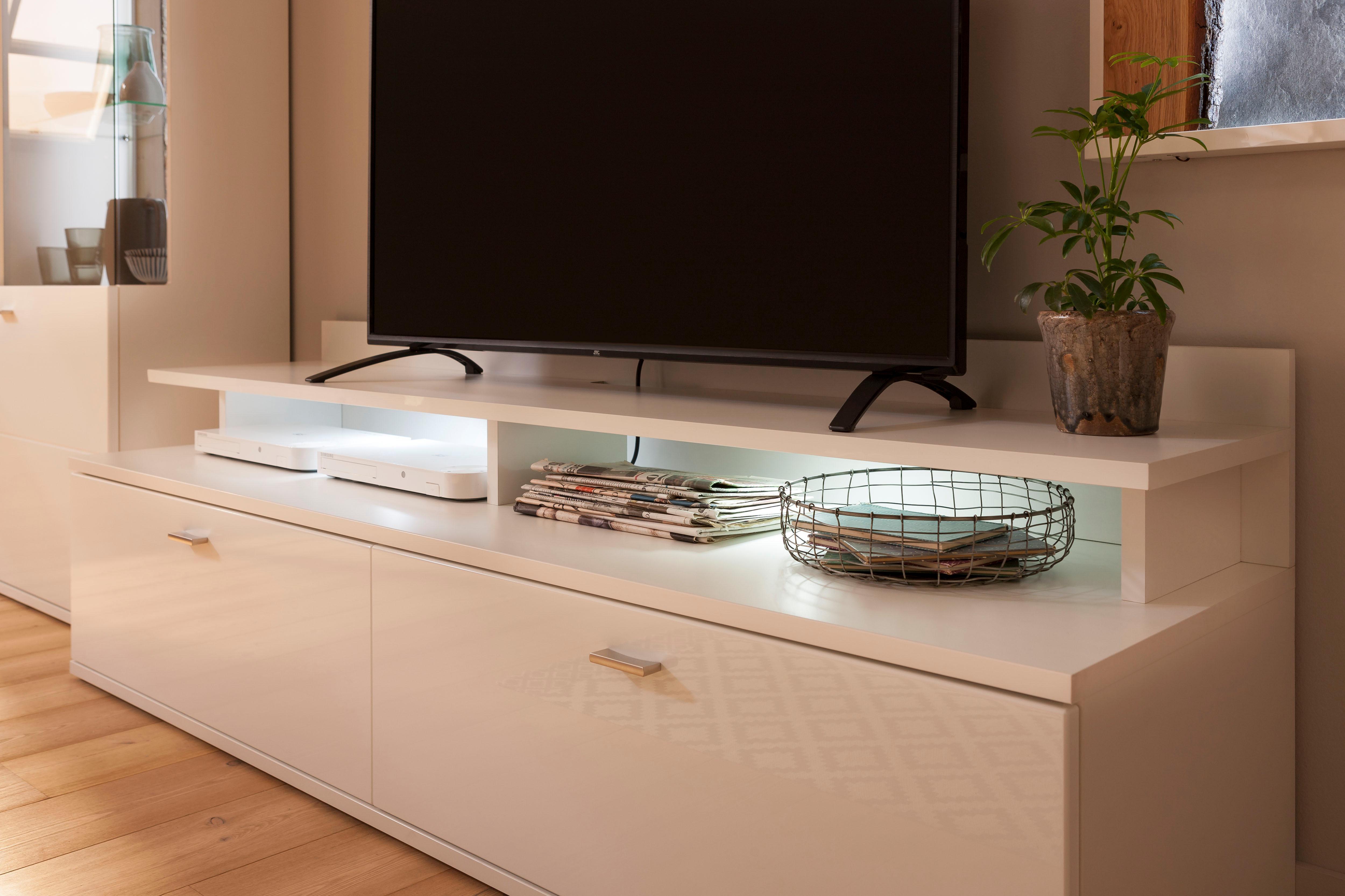 set one by Musterring TV-Aufsatz TACOMA Typ 62 Breite 150 cm