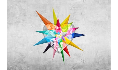 Architects Paper Fototapete »Atelier 47 Heart Star 2«, 3D-Optik kaufen