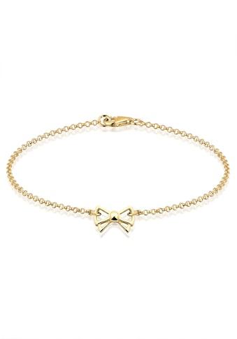 Elli Armband »Schleife 925 Sterling Silber« kaufen