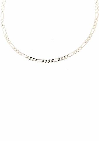 Firetti Silberkette »Figarokettengliederung 3:1, 2,8 mm breit, glanz, 2-fach diamantiert« kaufen