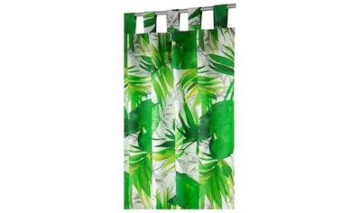 TOM TAILOR Vorhang »Jungle«, HxB: 255x135 kaufen