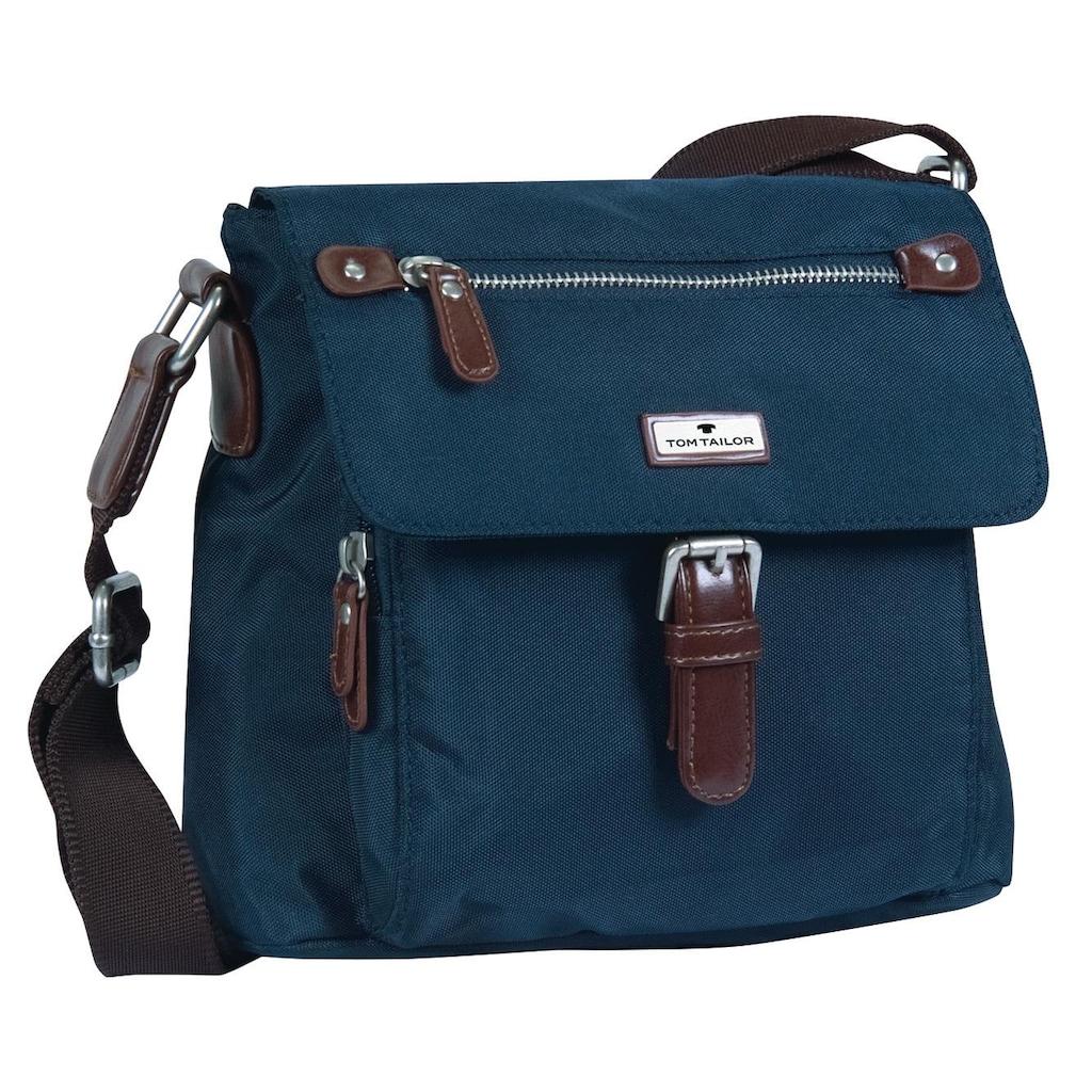TOM TAILOR Umhängetasche »Rina«, Crossbody Bag mit Zierschnalle