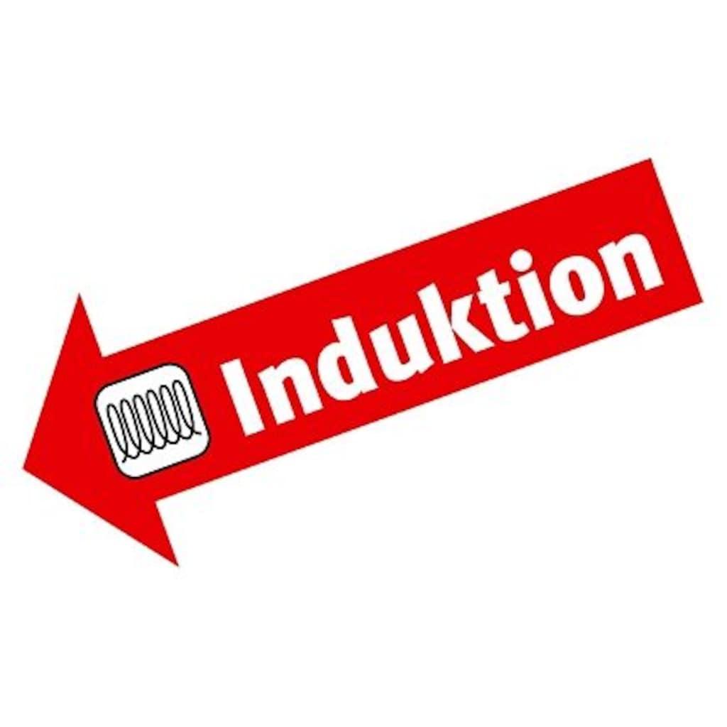 Elo - Meine Küche Pfannen-Set, Aluminium, (Set, 3 tlg.), Induktion