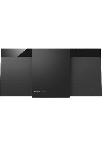 Panasonic Microanlage »SC-HC304EG-K«, (Bluetooth Digitalradio (DAB+)-FM-Tuner mit RDS... kaufen