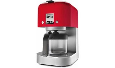 KENWOOD Filterkaffeemaschine »COX750RD«, Papierfilter, 1x2 kaufen