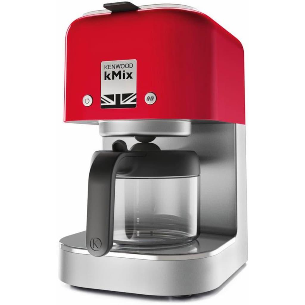 KENWOOD Filterkaffeemaschine »COX750RD«, Papierfilter, 1x2