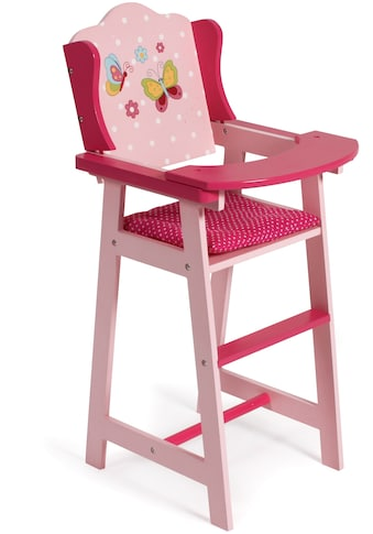 """CHIC2000 Puppenhochstuhl """"Papilio pink"""" kaufen"""