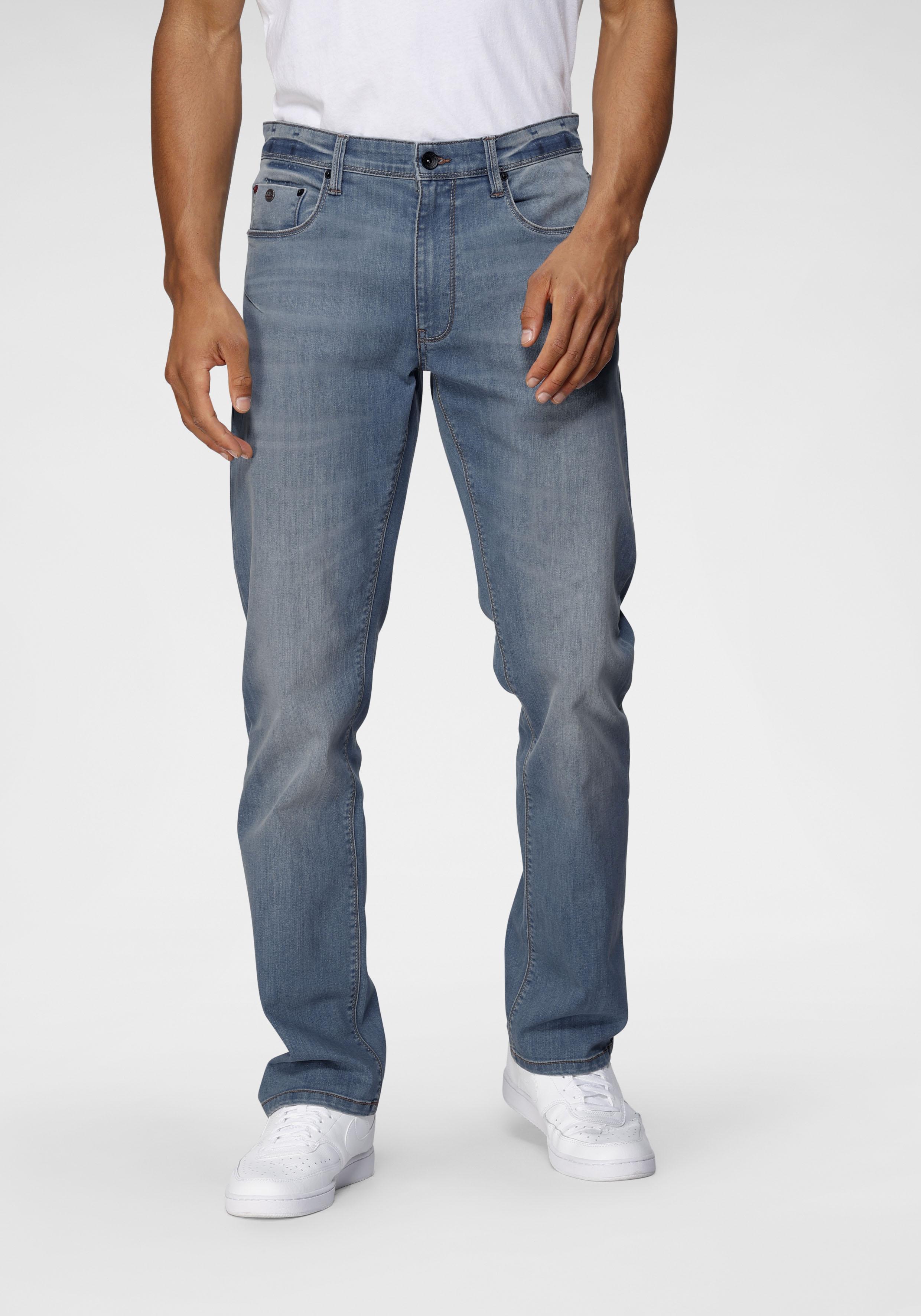 h.i.s -  Comfort-fit-Jeans ANTIN, Nachhaltige, wassersparende Produktion durch OZON WASH