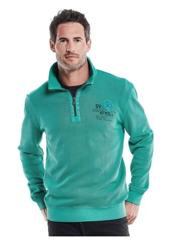 Engbers struckturiertes Sweatshirt kaufen