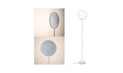 Paulmann LED Stehlampe »Arik 17W Weiß/Alu gebürstet dimmbar«, 1 St., Warmweiß kaufen