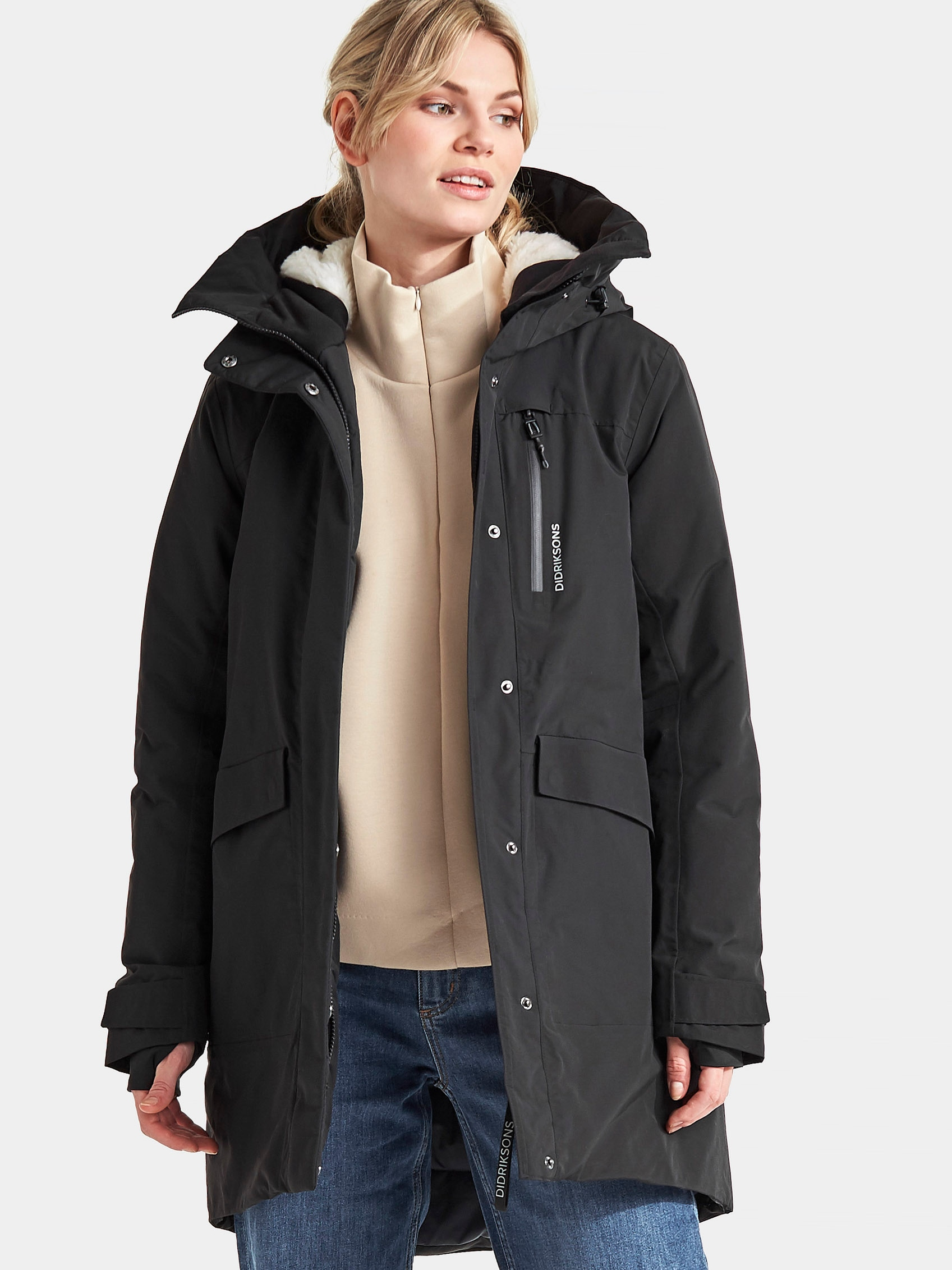 didriksons -  Parka DIANA, in tollem Design