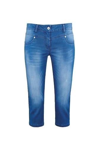 MILLION - X 3/4 - Jeans »Push up Capri VICTORIA DARK« kaufen
