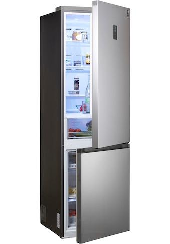 Samsung Kühl - /Gefrierkombination, 193,5 cm hoch, 59,5 cm breit kaufen