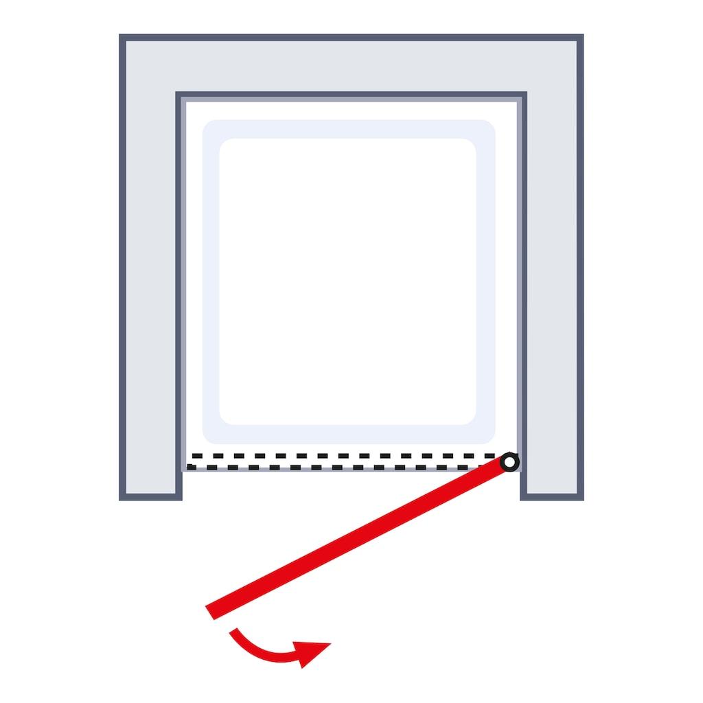 Schulte Drehtür »Garant«, Türöffnung nach außen