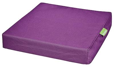 OUTBAG Auflage »Tile square pillow PLUS«, wetterfest und robst, für den Außenbereich, B/L: 45x45 cm kaufen