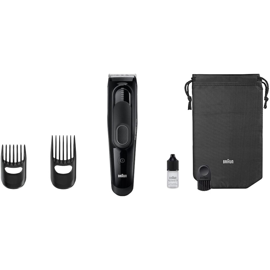 Braun Haar- und Bartschneider HC5050, Aufsätze: 2 Stk.
