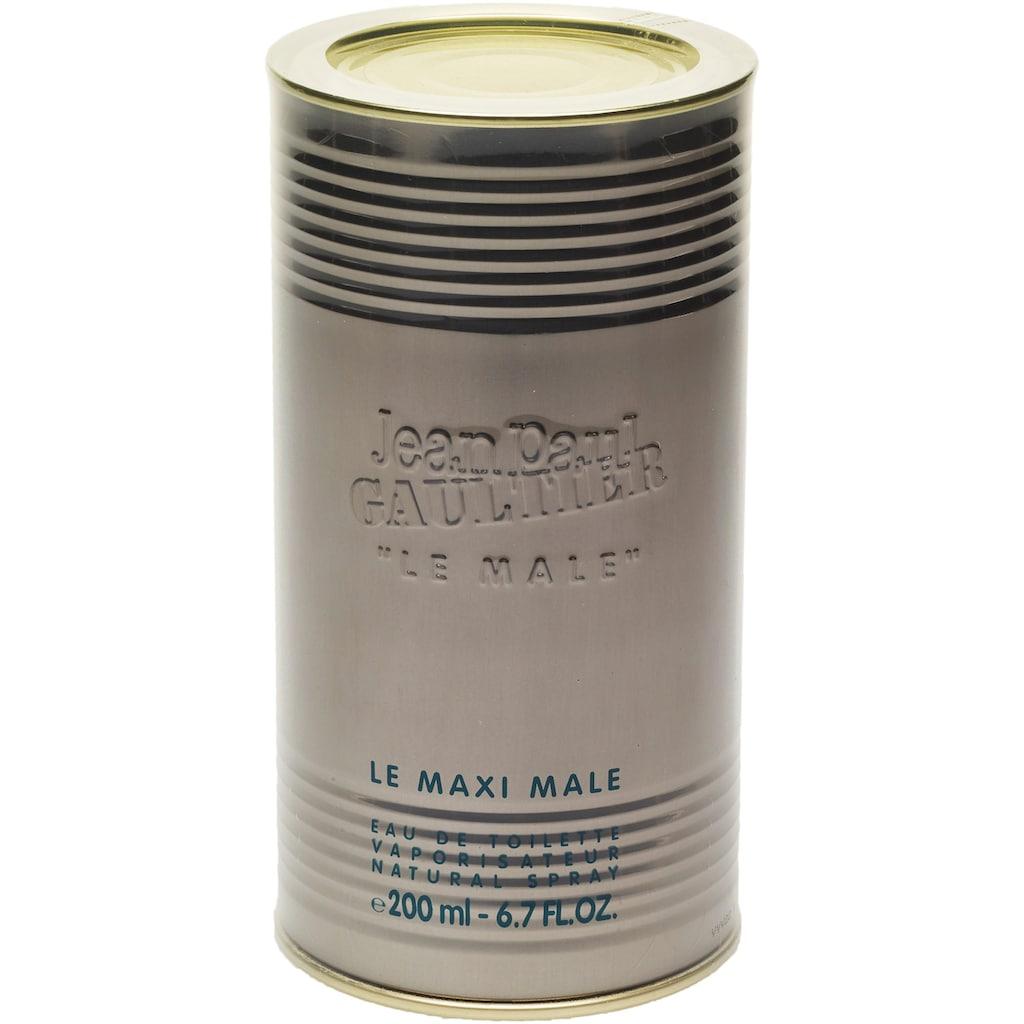 JEAN PAUL GAULTIER Eau de Toilette »Le Male«