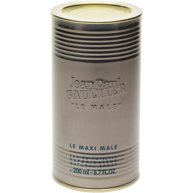 "JEAN PAUL GAULTIER Eau de Toilette ""Le Male"""