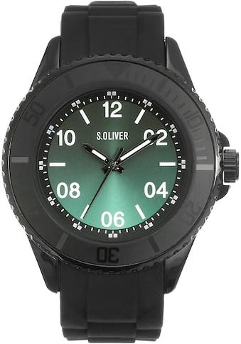 s.Oliver Quarzuhr »SO-4256-PQ« kaufen