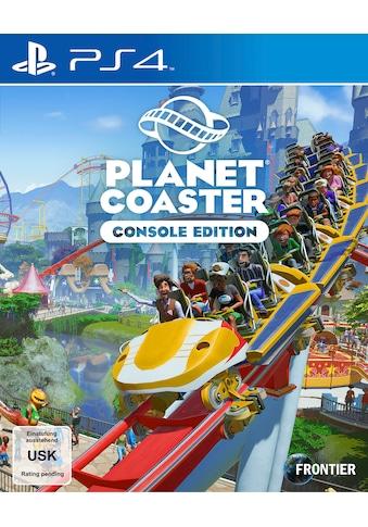 Spiel »Planet Coaster«, PlayStation 4 kaufen