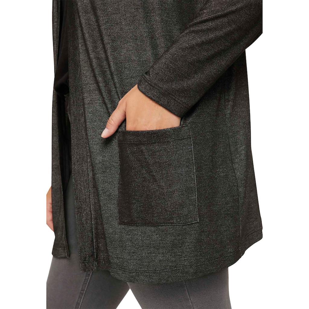 TOM TAILOR MY TRUE ME Cardigan, mit aufgesetzten Taschen
