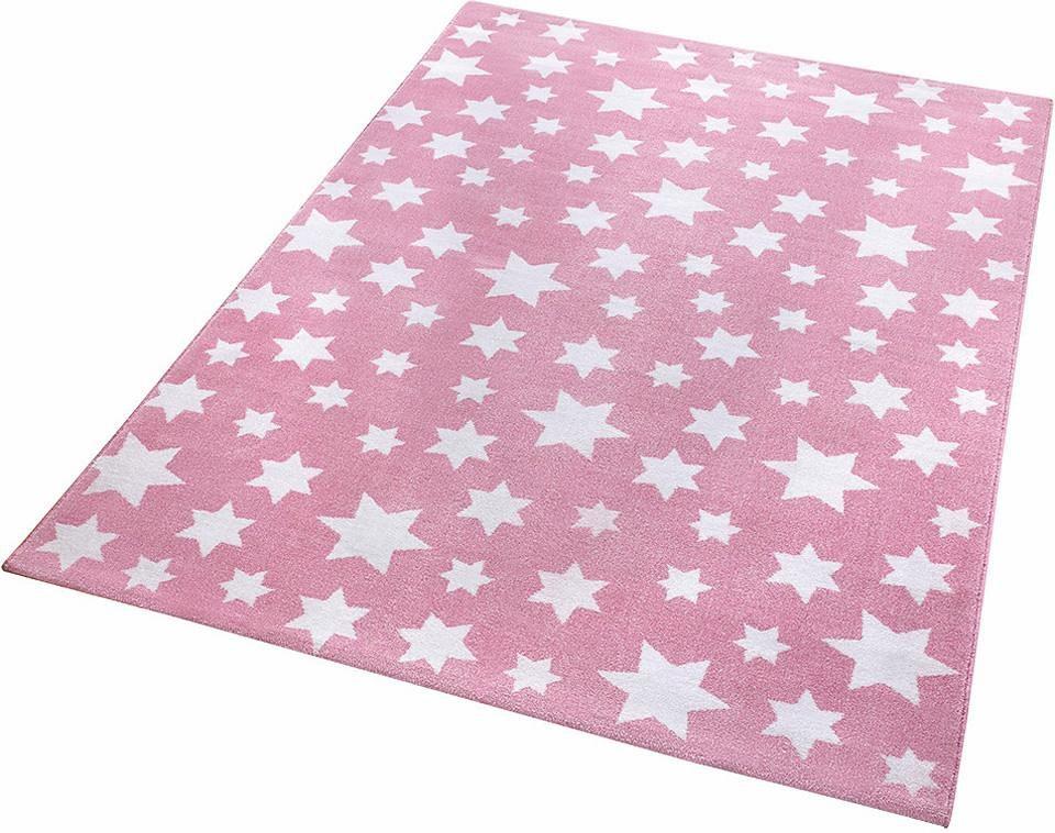 Kinderteppich Jeans Star Wecon Home rechteckig Höhe 8 mm