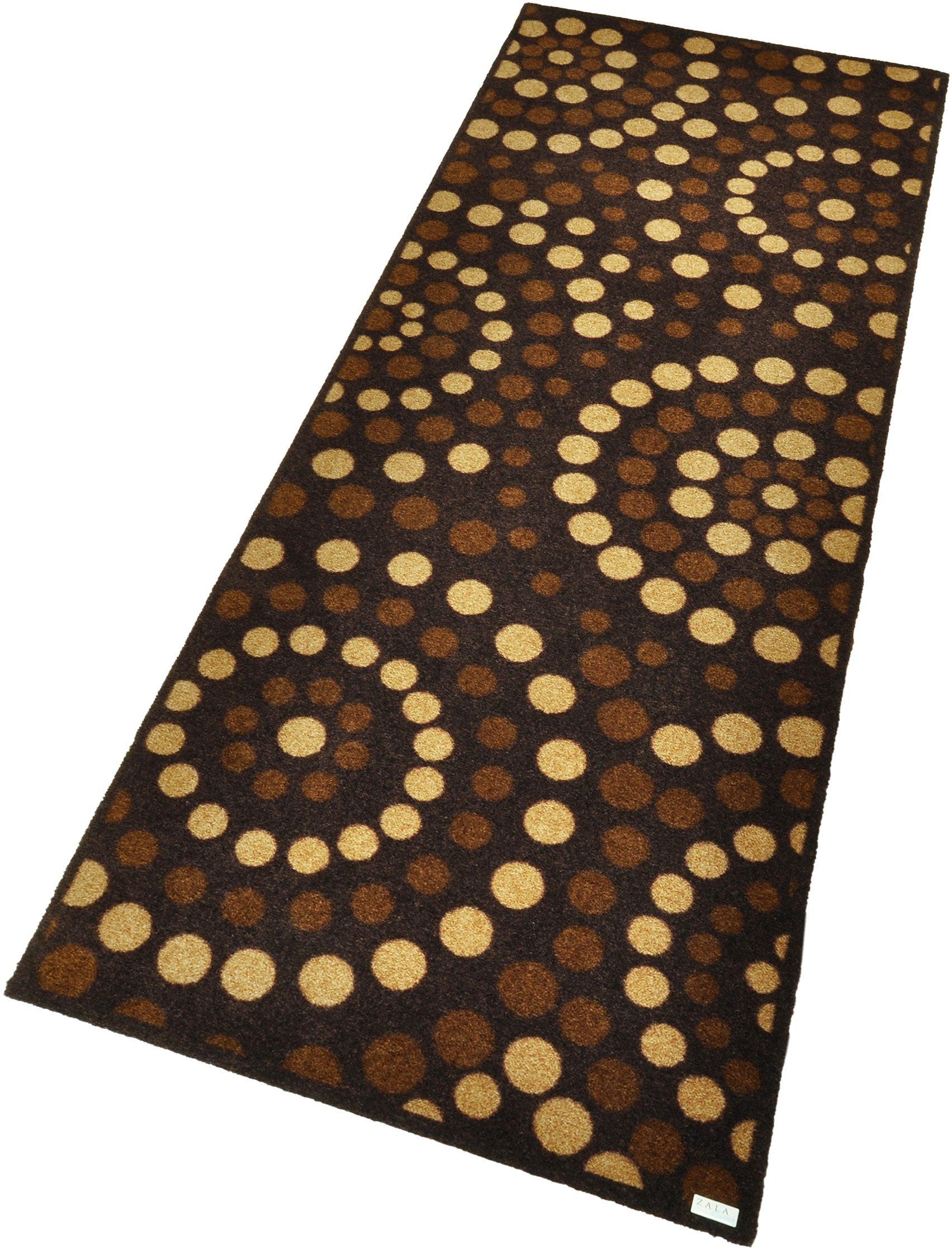 Teppich Dots Zala Living rechteckig Höhe 7 mm maschinell getuftet