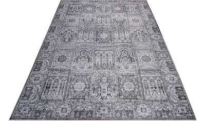 Wecon home Teppich »Fresh Bachtiar«, rechteckig, 6 mm Höhe, Wohnzimmer kaufen