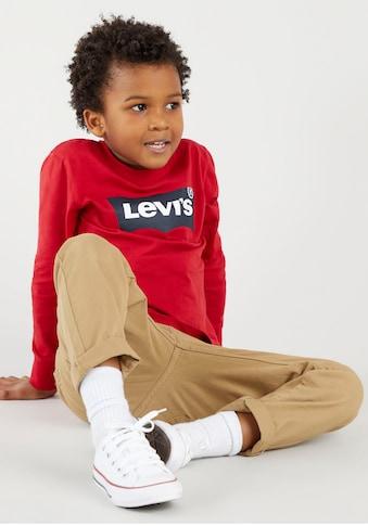 Levi's Kidswear Langarmshirt »LVB L/S BATWING TEE« kaufen