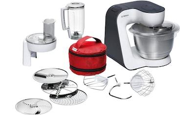 BOSCH Küchenmaschine »StartLine MUM50E32DE«, 800 W, 3,9 l Schüssel kaufen