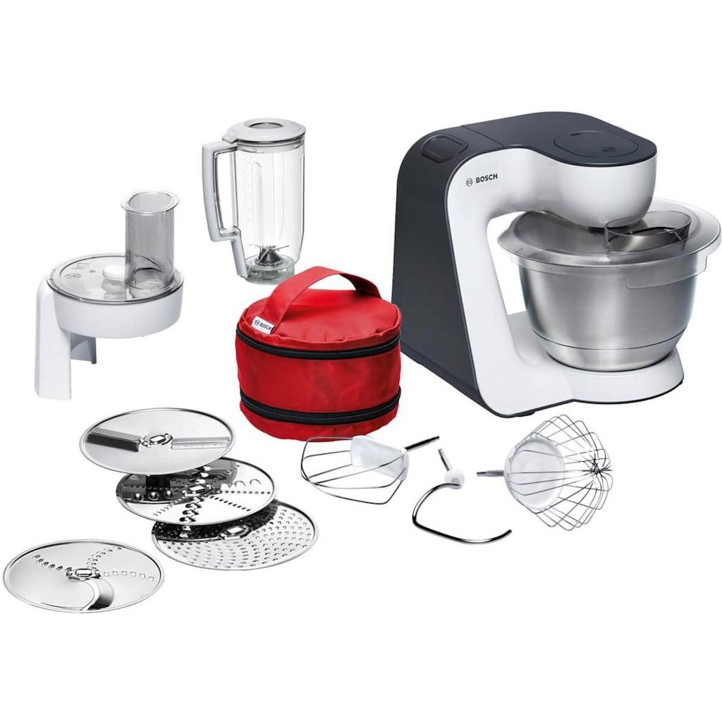 BOSCH Küchenmaschine »StartLine MUM50E32DE«, 800 W, 3,9 l Schüssel