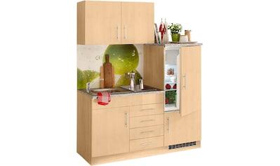 HELD MÖBEL Küchenzeile »Toledo«, mit E - Geräten, Breite 160 cm kaufen