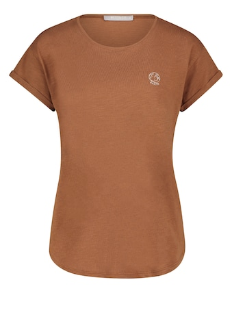 Betty&Co Rundhalsshirt »mit Stickerei« kaufen