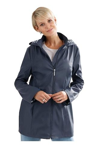 Classic Basics Jacke mit edler Beschichtung kaufen